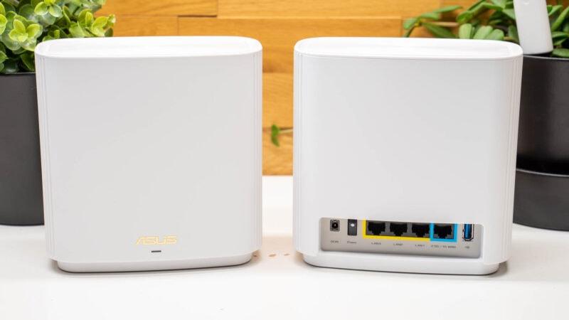 Asus Zenwifi Ax Xt8 Ax6600 Test 1