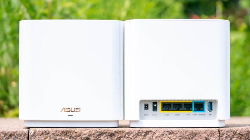 Asus Zenwifi Ax Xt8 Ax6600 Test 7