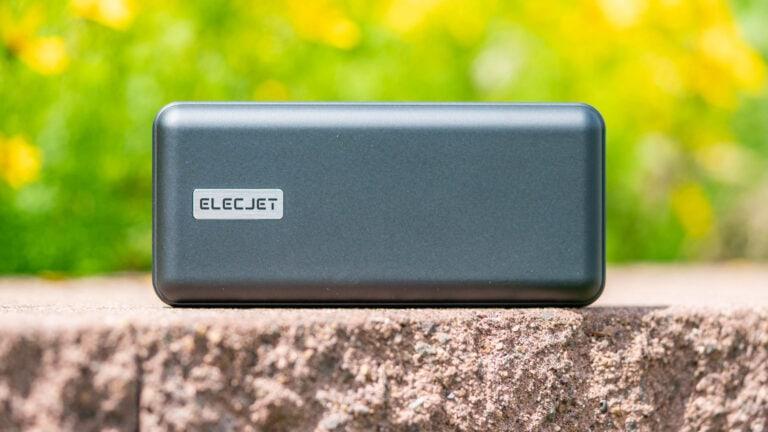 Die ELECJET PowerPie Powerbank mit PPS im Test! Ideal für das Samsung Galaxy S20