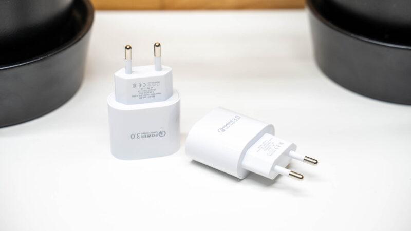 Fake Apple 18w Usb Ladegeräte 2