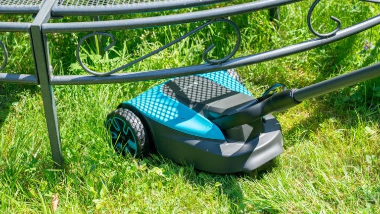 Test: Gardena HandyMower, ein leistungsstarker mini Akku-Rasenmäher?