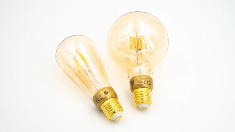 Innr Smart Filament Bulbs Im Kurz Test 2