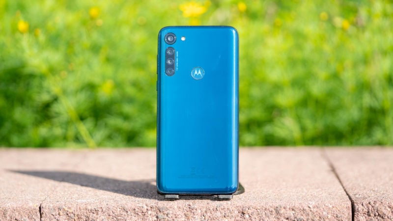 Motorola Moto G8 Power Im Test 6