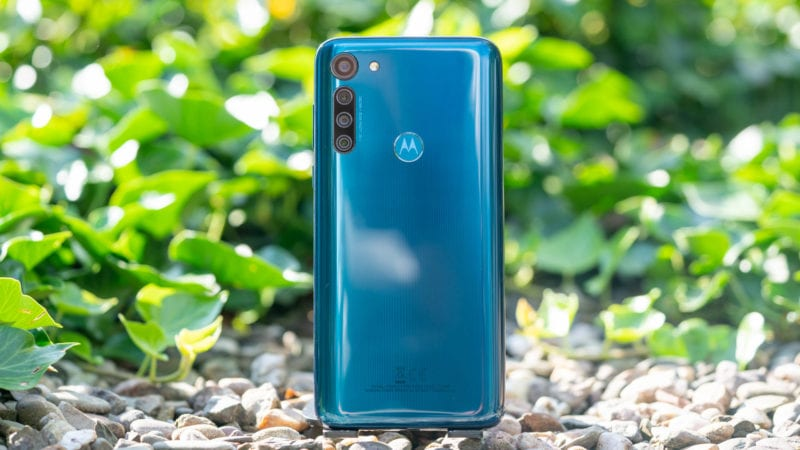 Motorola Moto G8 Power Im Test 8