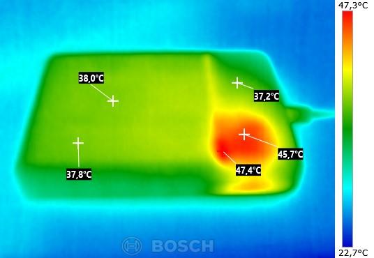 Temperatur 60w Entladen