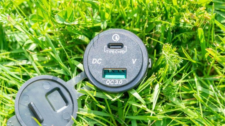 USB C PD und QC 3.0 Ladegerät zum Nachrüsten in Auto, Wohnmobil und Co. Finger weg von diesem!