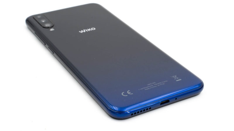 Wiko View 4 Lite Test Review 5