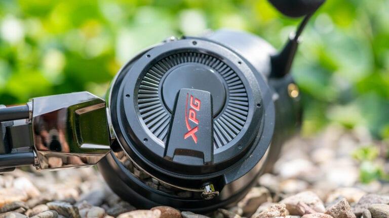 Das XPG PRECOG Headset im Test, ein Gaming Headset mit elektrostatischem Treiber?