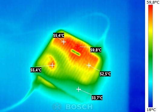 Zendure Superport 4 Temperatur 1