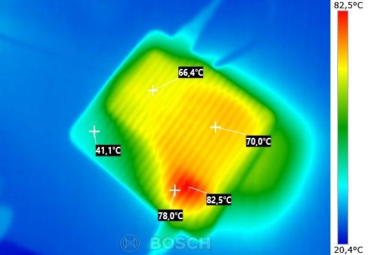 Zendure Superport 4 Temperatur 2