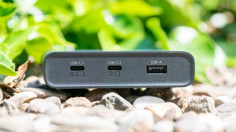 Das ZMI HA932 65W Ladegerät im Test