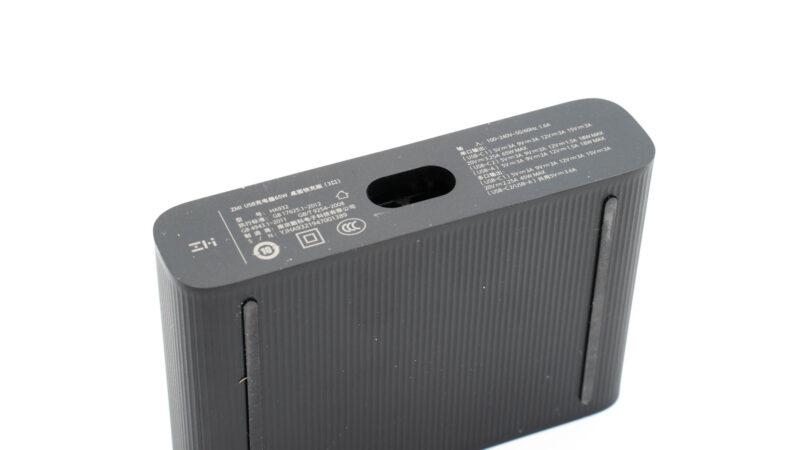 Das Zmi Ha932 65w Ladegerät Im Test 3