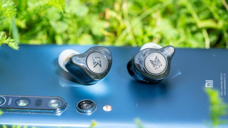 Die KZ S2 TWS Bluetooth Ohrhörer im Test