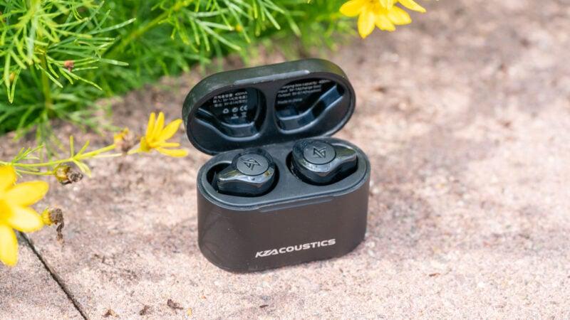 Kz S2 Tws Bluetooth Ohrhörer Im Test 7