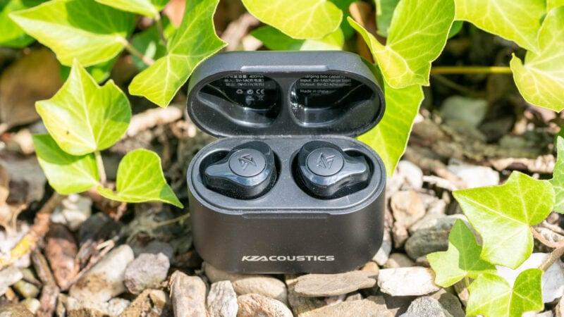 Kz S2 Tws Bluetooth Ohrhörer Im Test 9
