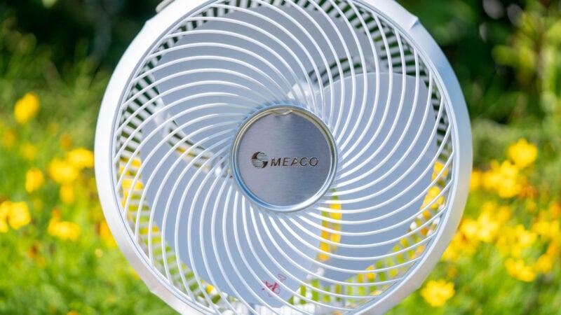 Test Meaco Fan 1056 Dc Tischventilator 7