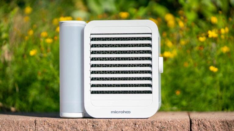 Die Xiaomi Microhoo mini Klimaanlage im Test, eine Klimaanlage von Xiaomi?