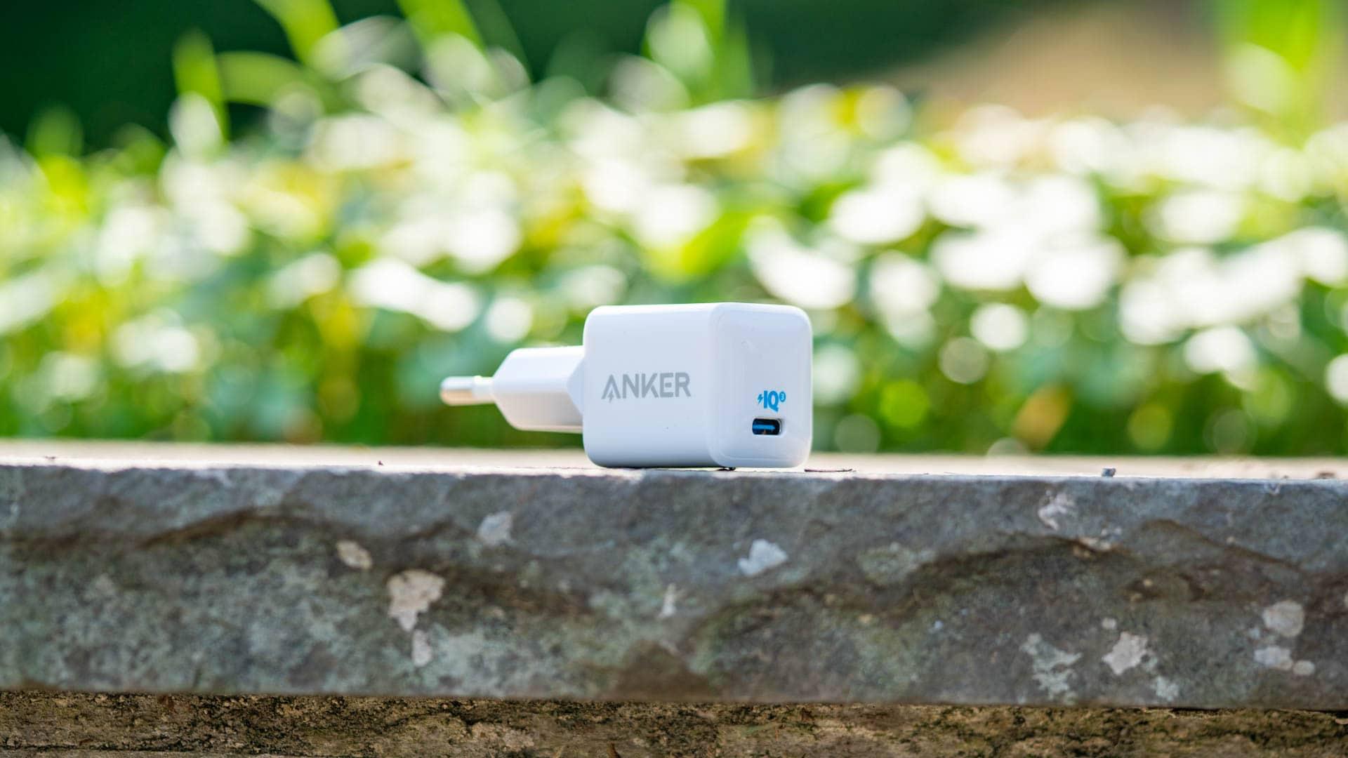 Anker PowerPort III Nano, Ankers kleinstes USB C Ladegerät!