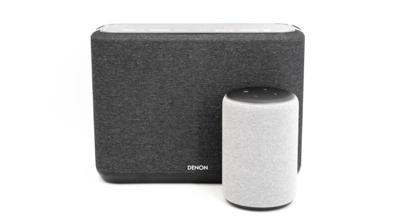 Denon Home 250 Test Review 5