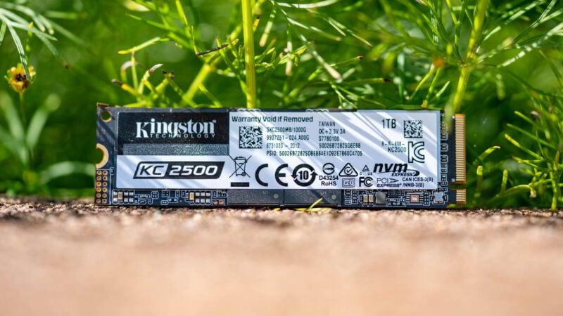 Kingston Kc2500 Ssd Im Test 5