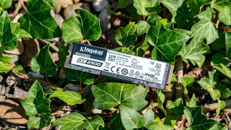 Kingston Kc2500 Ssd Im Test 7