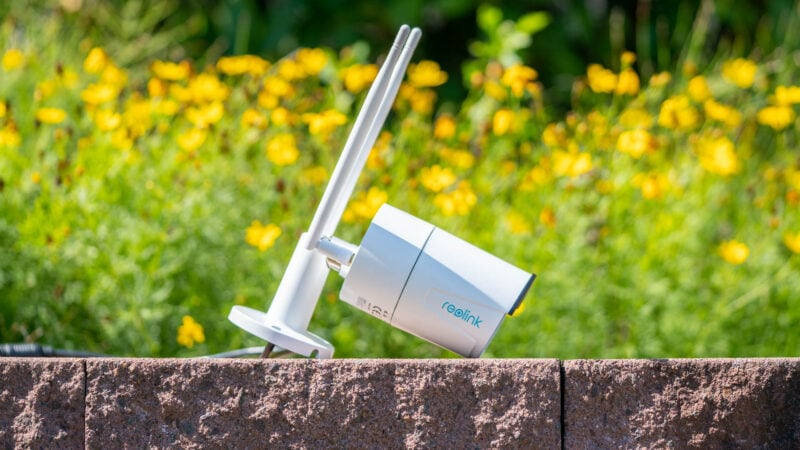Reolink Rlc 410w Überwachungskamera Im Test 7