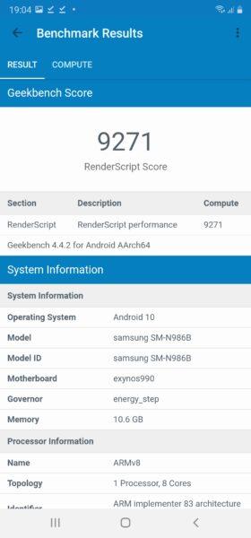 Screenshot 20200822 190424 Geekbench 4