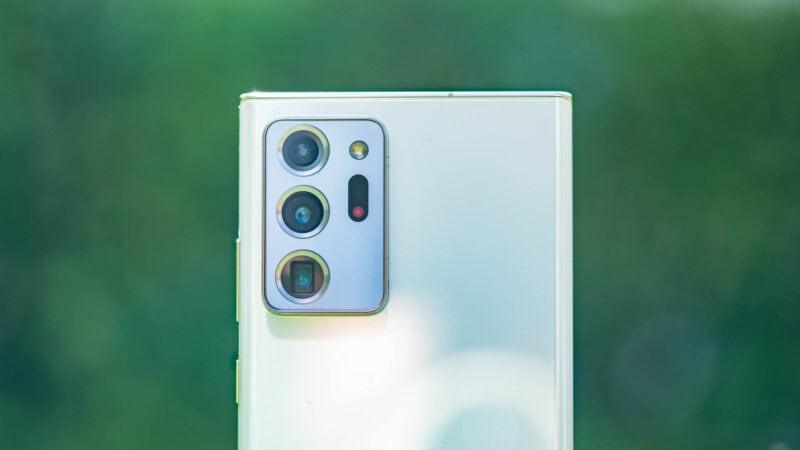 Test Samsung Galaxy Note 20 Ultra 10