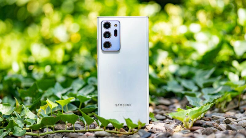 Test Samsung Galaxy Note 20 Ultra 11
