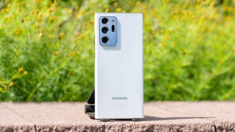 Test Samsung Galaxy Note 20 Ultra 8