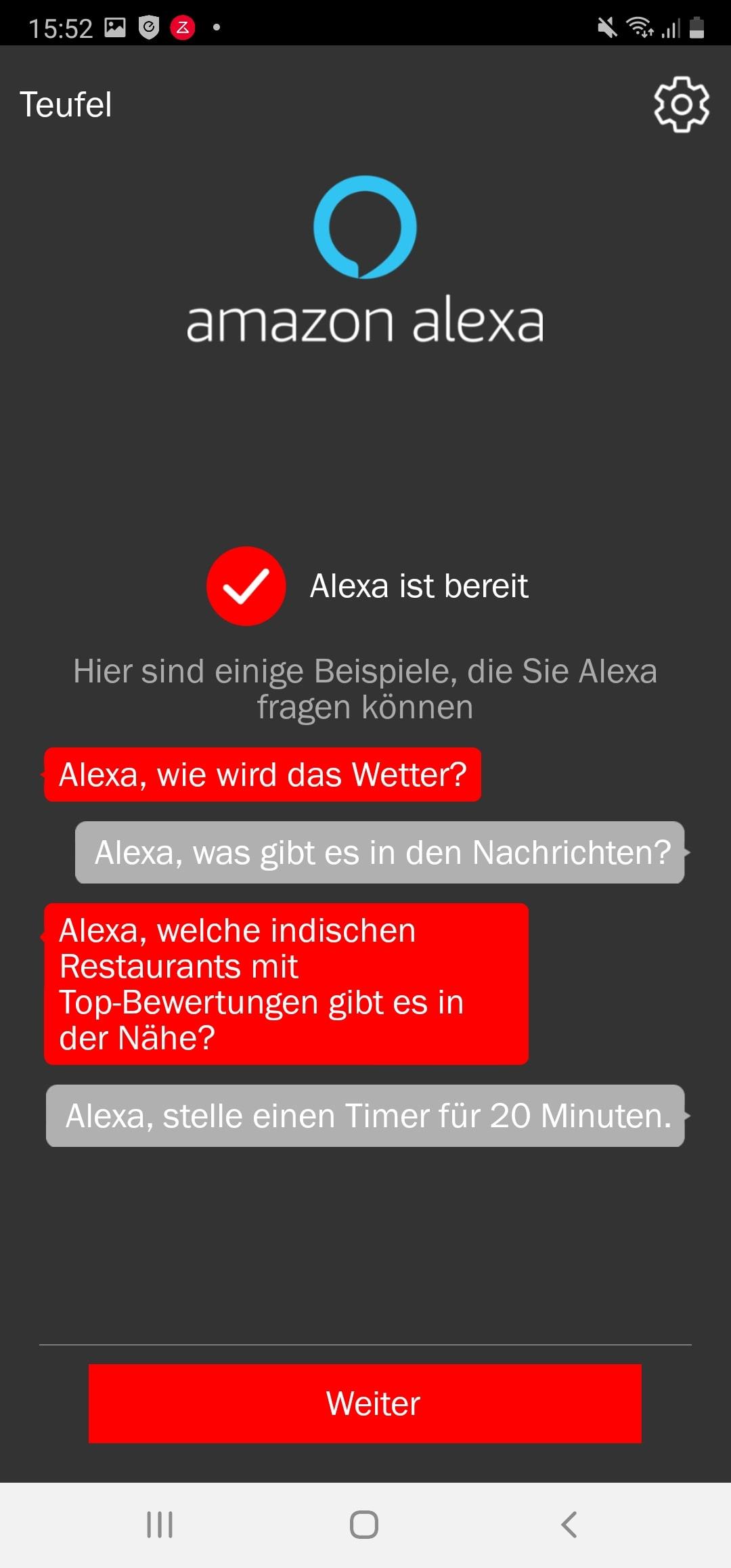 Alexa Radio Befehle