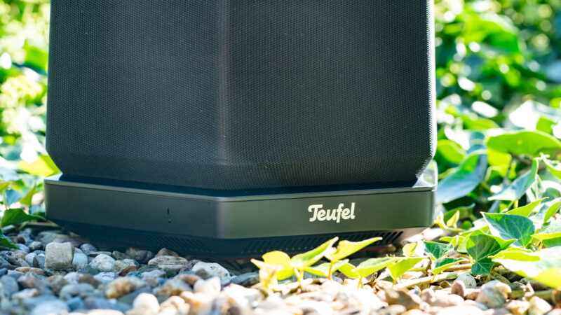 Teufel Holist M Test Review 14