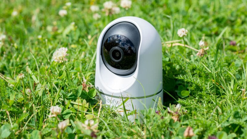 Eufy Security Indoor Cam 2k Pan And Tilt Test Review 8