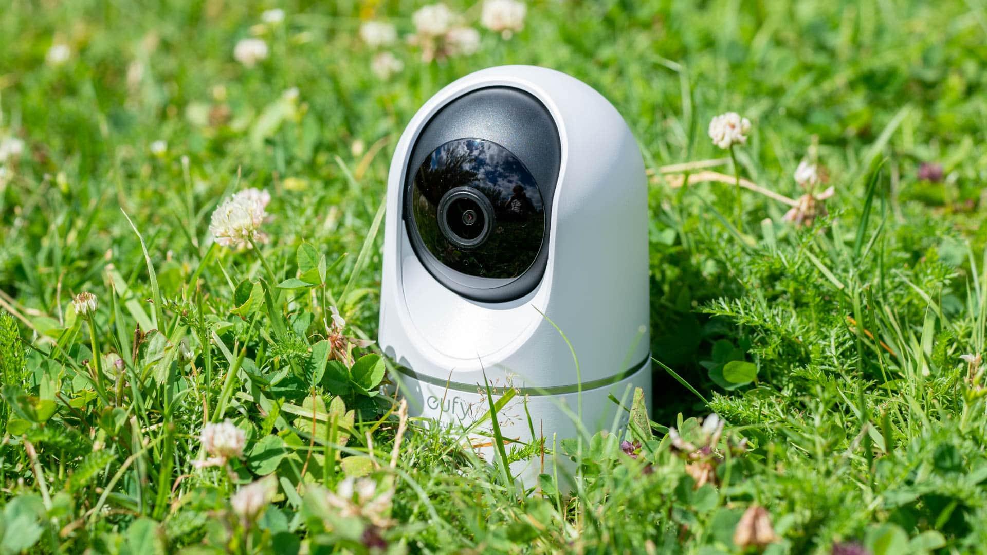 Test: eufy Security Indoor Cam 2K Pan and Tilt