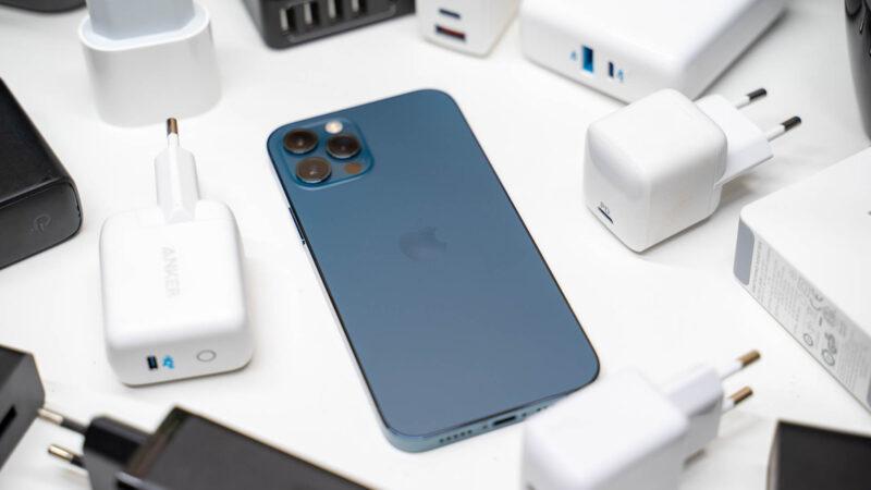 Apple Iphone 12 Pro Ladetempo Und Ladeverhalten 3