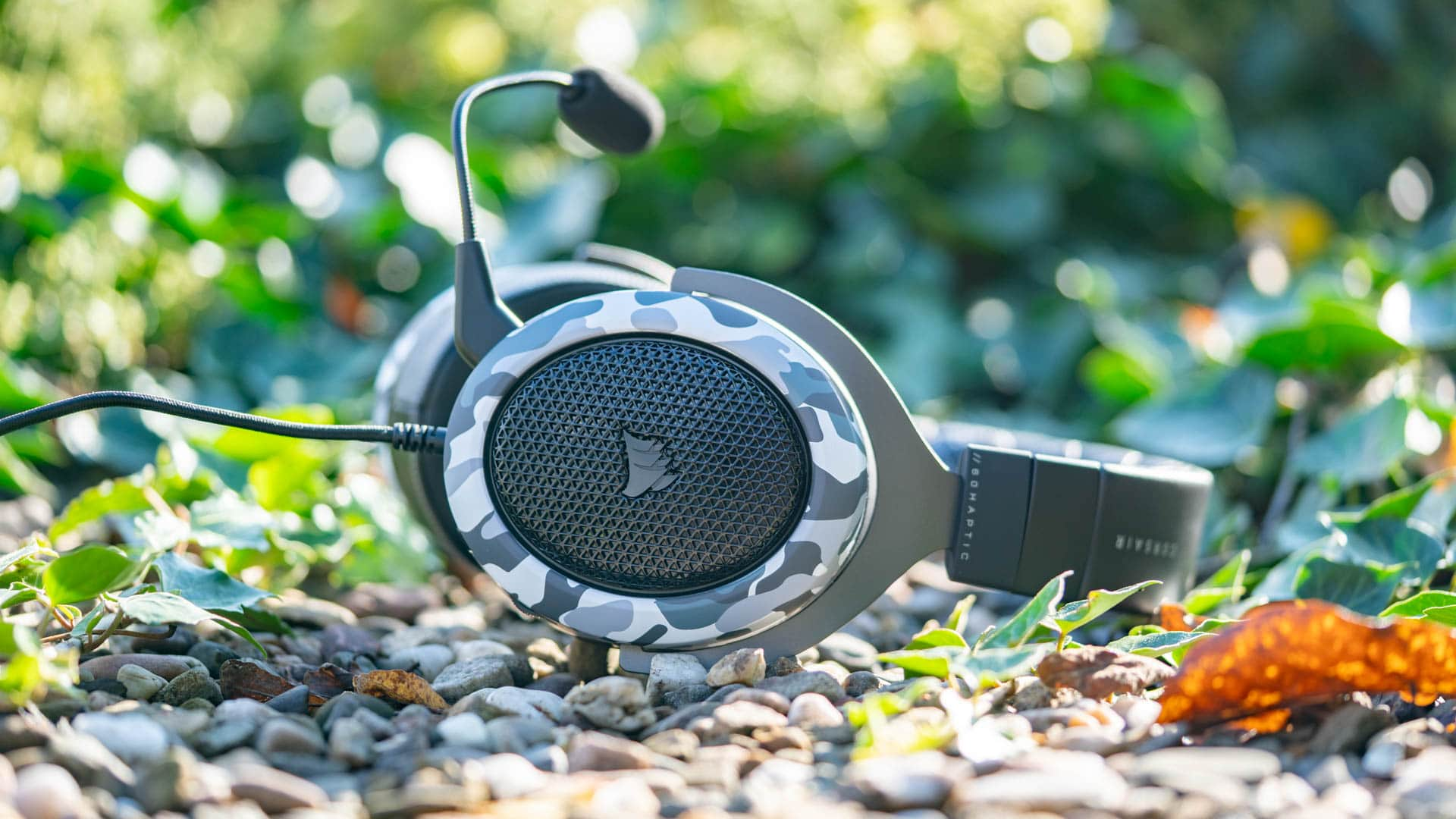 Das Corsair HS60 HAPTIC im Test, Gaming Headset mit Force Feedback!