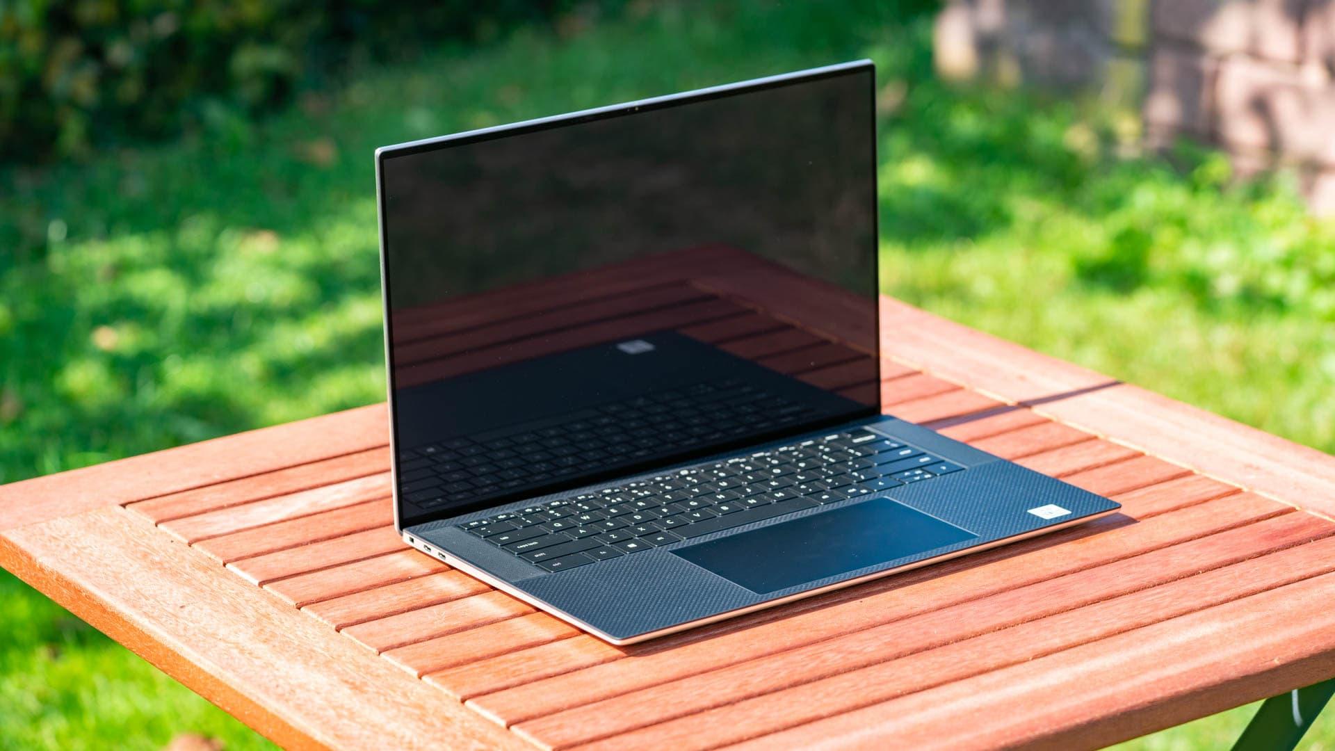 Das Dell XPS 15 9500 im Test, das vorzeige Windows Notebook