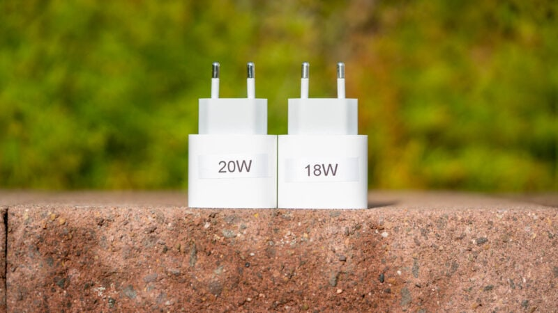 Der Apple 20w Usb C Power Adapter Im Test (a2347) 6