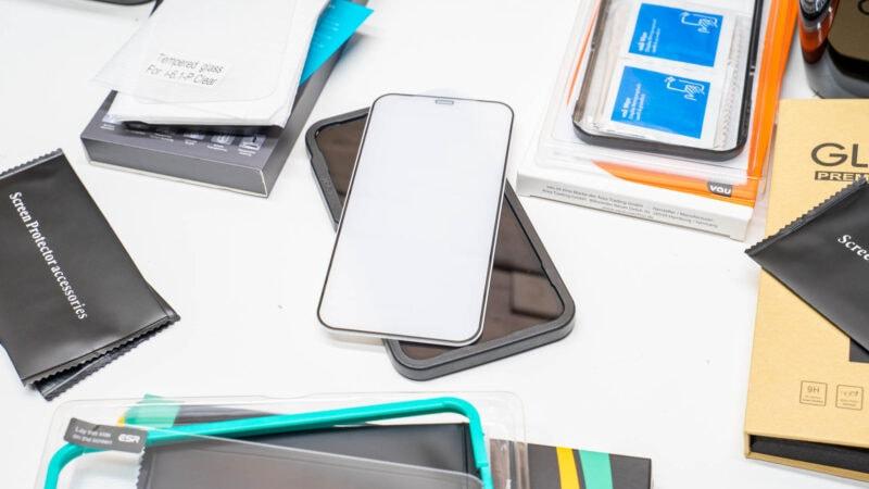 Displayschutz Fürs Iphone 12 Pro 3