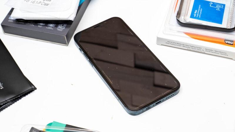 Displayschutz Fürs Iphone 12 Pro 4