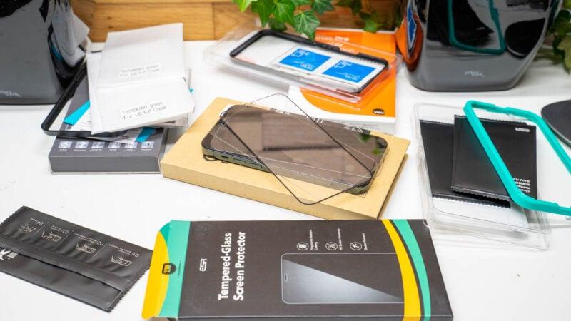 Displayschutz Fürs Iphone 12 Pro 8