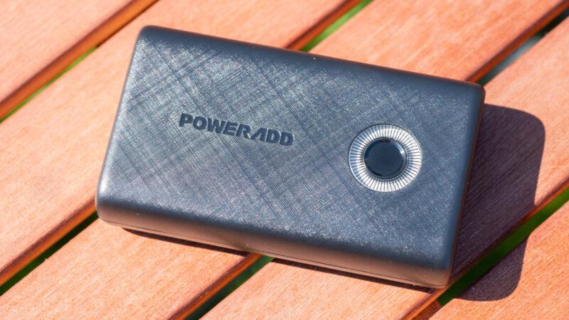 Poweradd Powerbank Energycell 10000mah Im Test 6