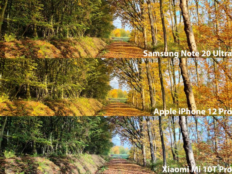 Vergleichsbilder