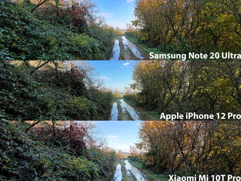 Vergleichsbilder Weitwinkel 2