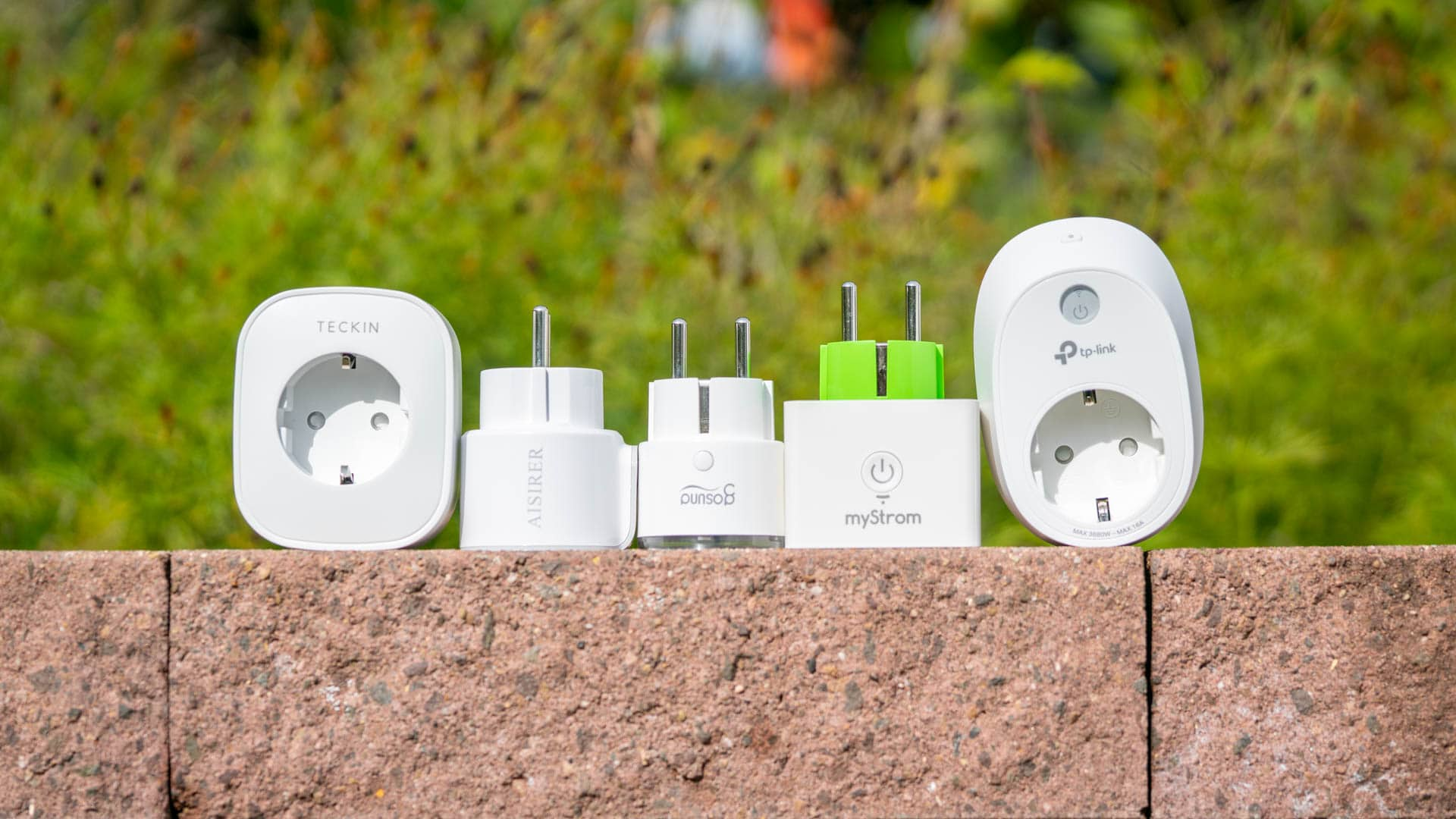 5x WLAN Steckdosen mit Verbrauchsmessung im Vergleich