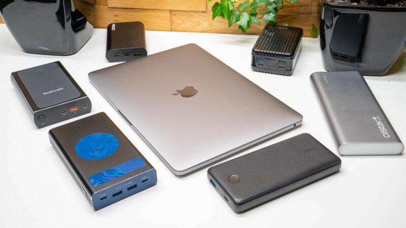 Analyse, Aufladen Des Neue Macbook Pro 13 M1, Welche Powerbank Und Welche Ladegeräte Eignen Sich 1