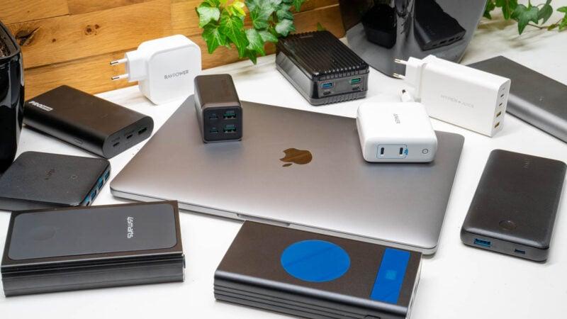 Analyse, Aufladen Des Neue Macbook Pro 13 M1, Welche Powerbank Und Welche Ladegeräte Eignen Sich 3