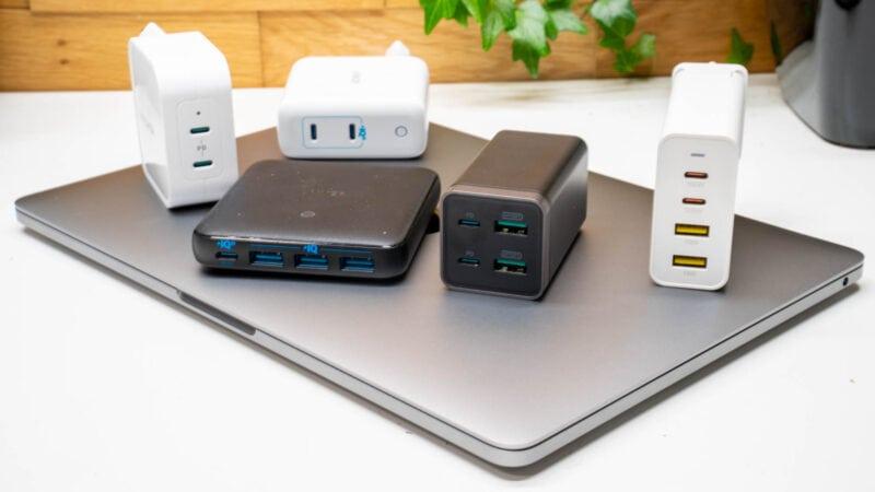 Analyse, Aufladen Des Neue Macbook Pro 13 M1, Welche Powerbank Und Welche Ladegeräte Eignen Sich 4