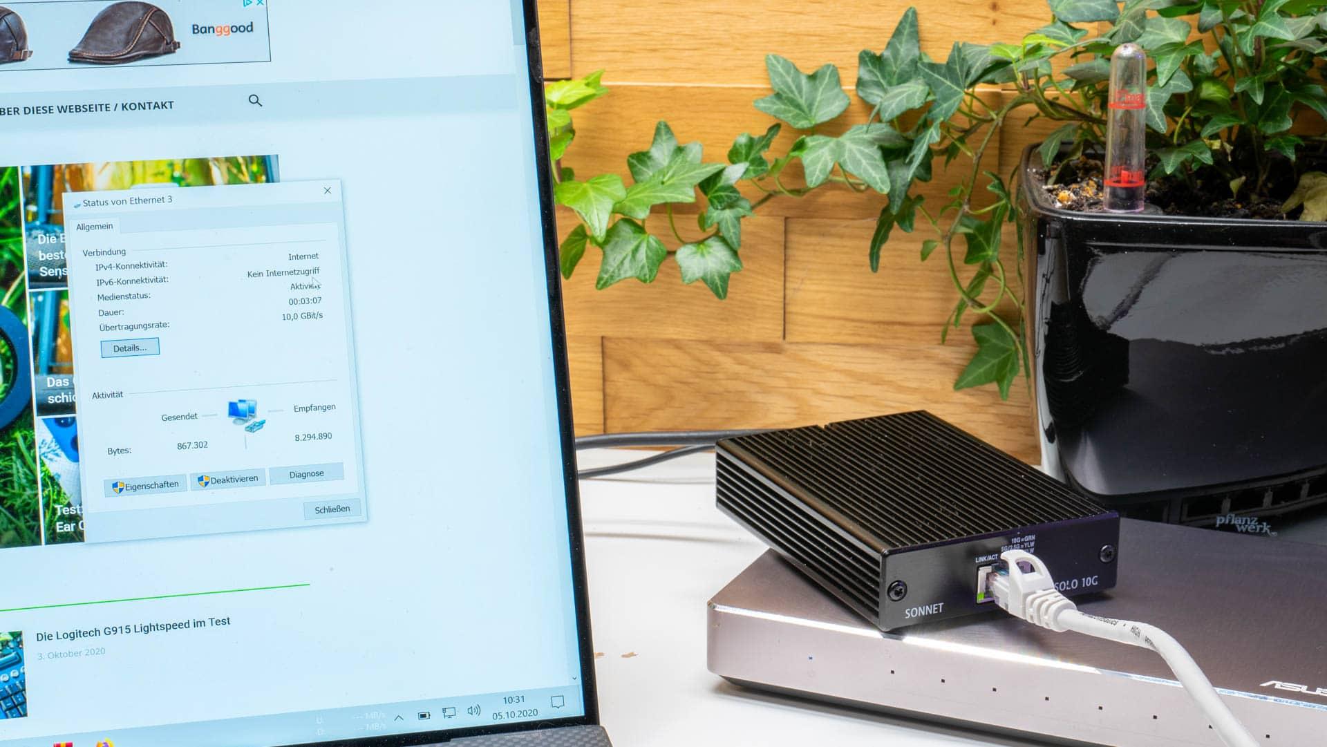 Cat 5e LAN Kabel und 10 Gbit LAN? Was für ein LAN Kabel benötige ich für 10Gbit / 2,5Gbit LAN?