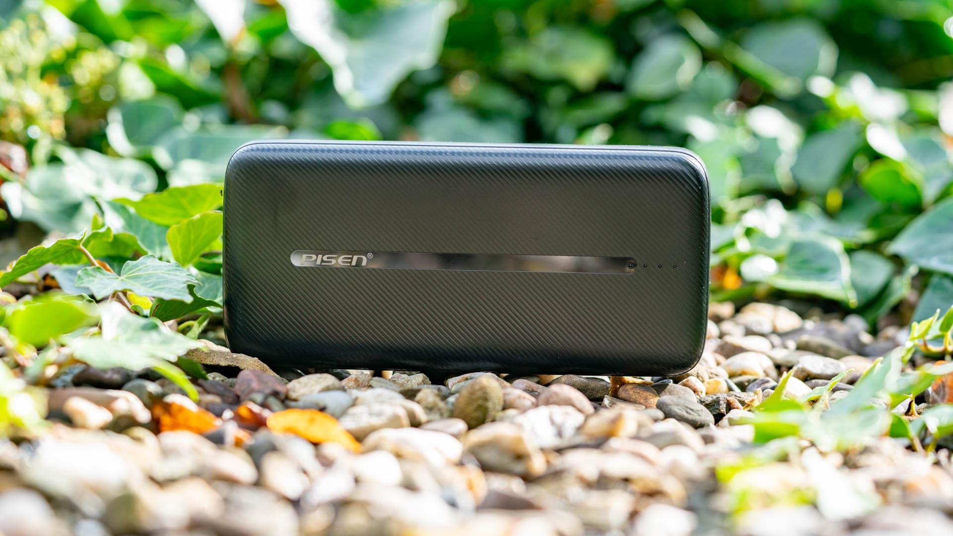 Quick Charge und USB PD für unter 15€ ?! PISEN Powerbank TS-D265 20000mAh im Test